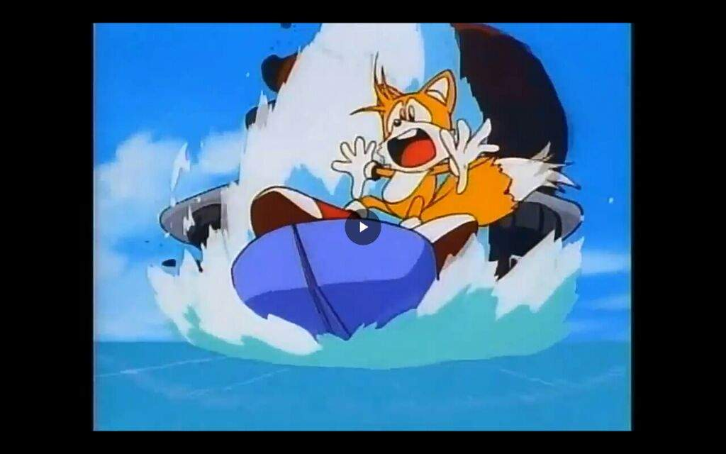 Why Is The Tails From The Sonic Ova So Adorable Sonic The Hedgehog Amino