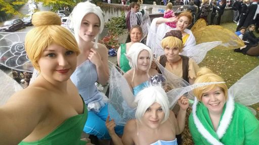 Terence Tinkerbell And Friends Cosplay Amino