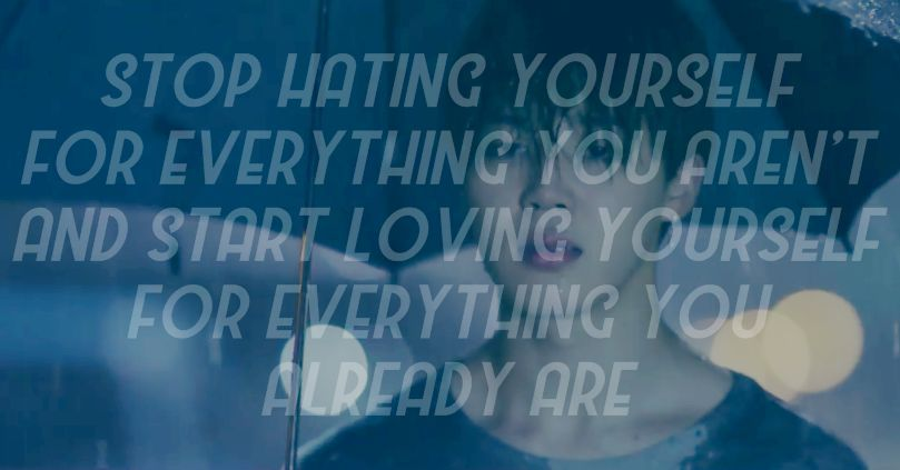 Loving Yourself Quotes Unique BTS LOVE YOURSELF QUOTE PROJECT №48 ARMY's Amino