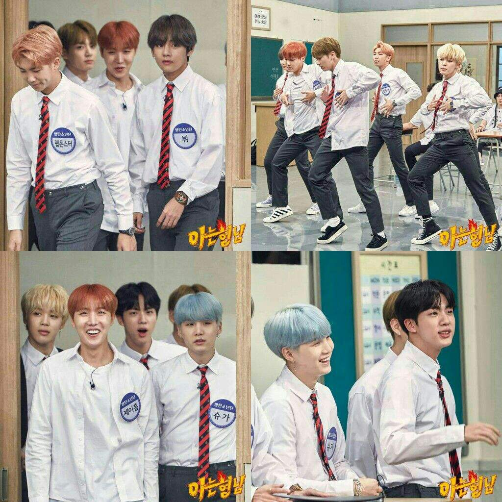 BTS Knowing Brothers 아는 형님 Full Eng Sub | ARMY's Amino