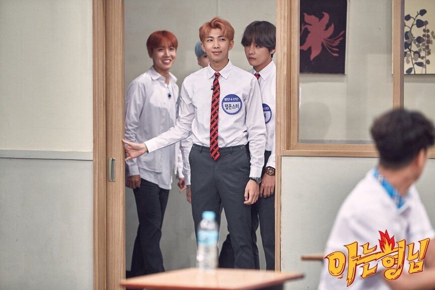 Knowing Brother Bts Eng Sub Full