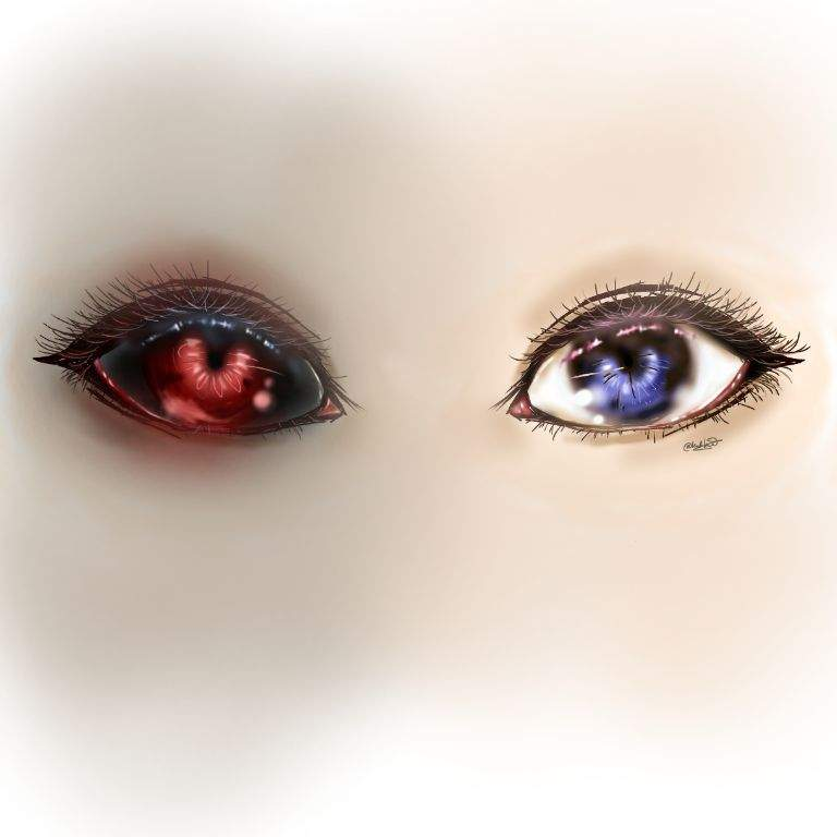 Semi Realistic Anime Eyes Artists For Artists Amino