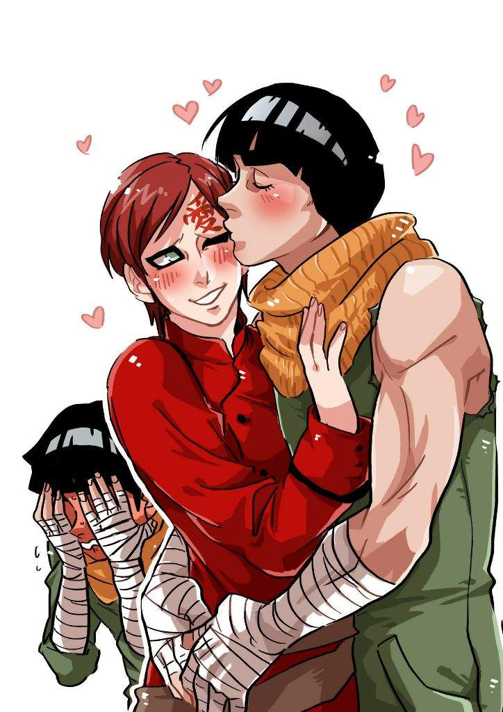 gaara x Lee | Yaoi Amino Español Amino Gaara And Rock Lee Yaoi
