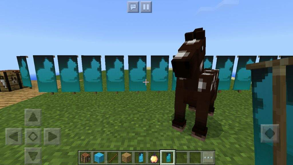 Cat Banner Tutorial Mcpe Seed Minecraft Amino