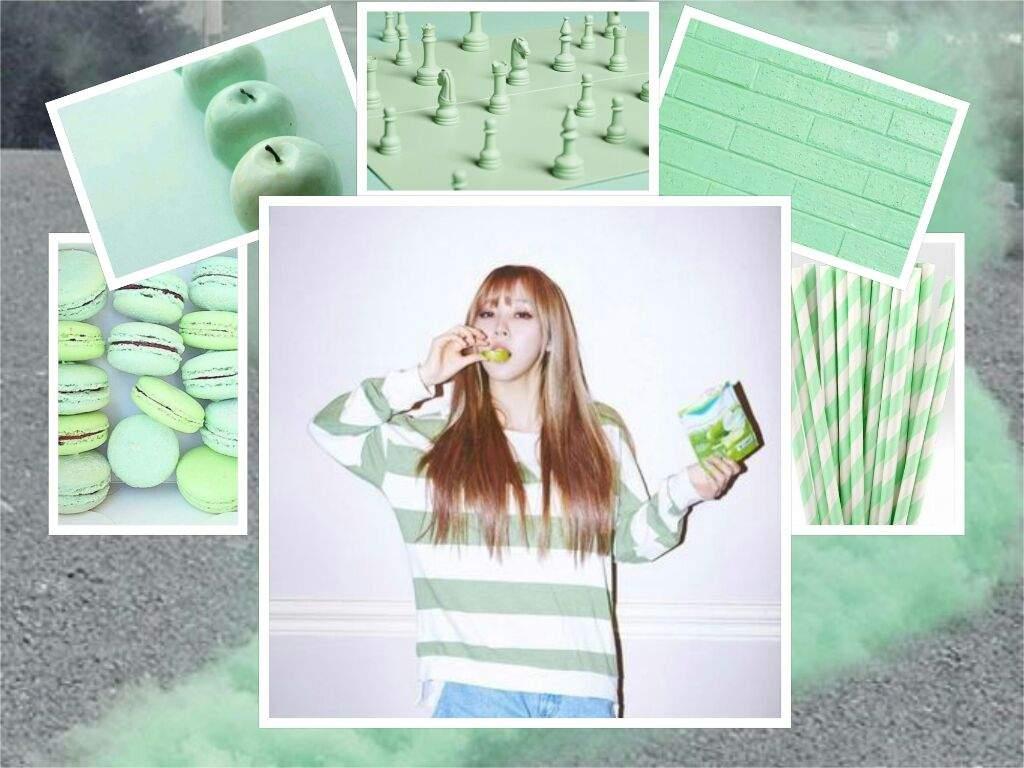 Moonbyul Aesthetics Collage Mamamoo Amino