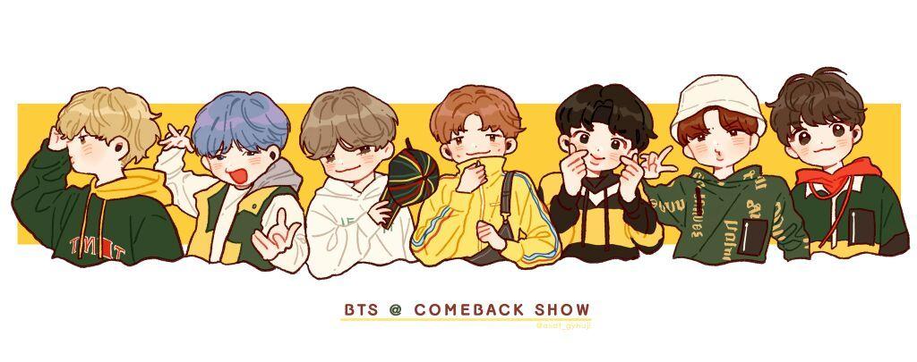 Stickers hechos por BTS #BT21 | •BTS ∆mino• Amino