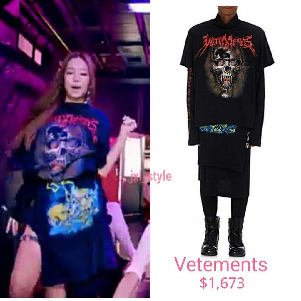 Jennie And Her Rock Band Shirts Blink 블링크 Amino