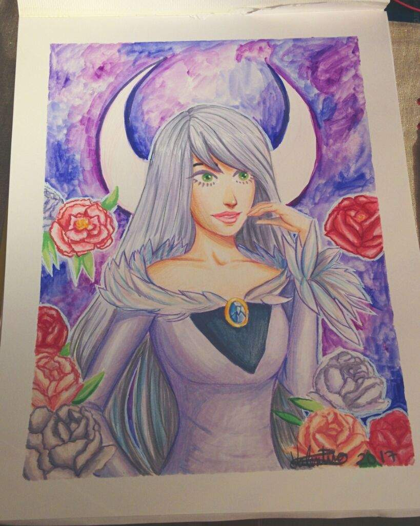 Copic Prismacolor Art Art Amino