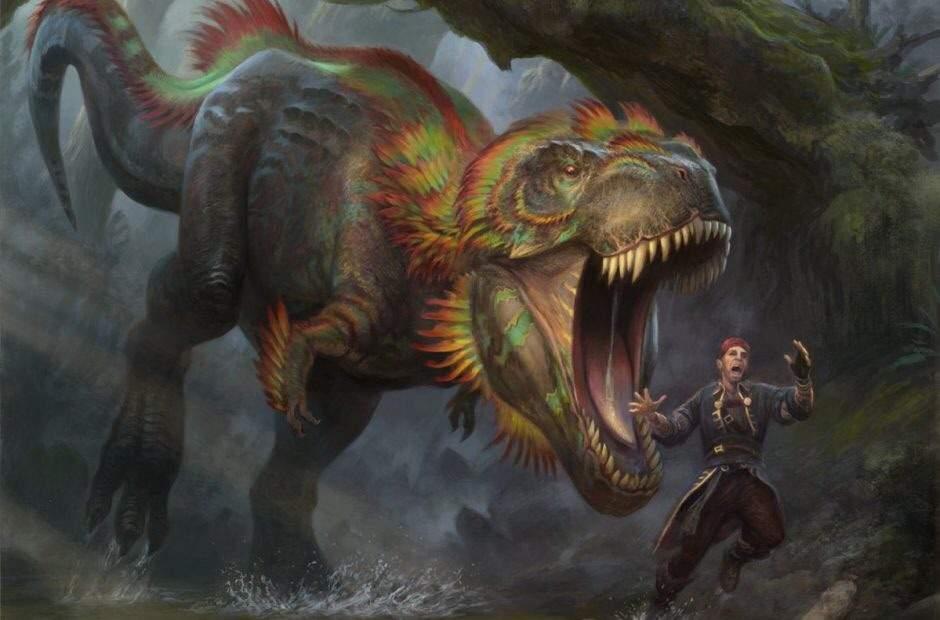 Budget Boros Dinosaurs Mtg Amino