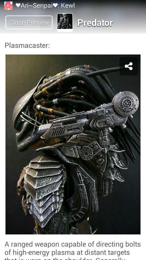 Predator | Wiki | Lost World (time travel rp) Amino