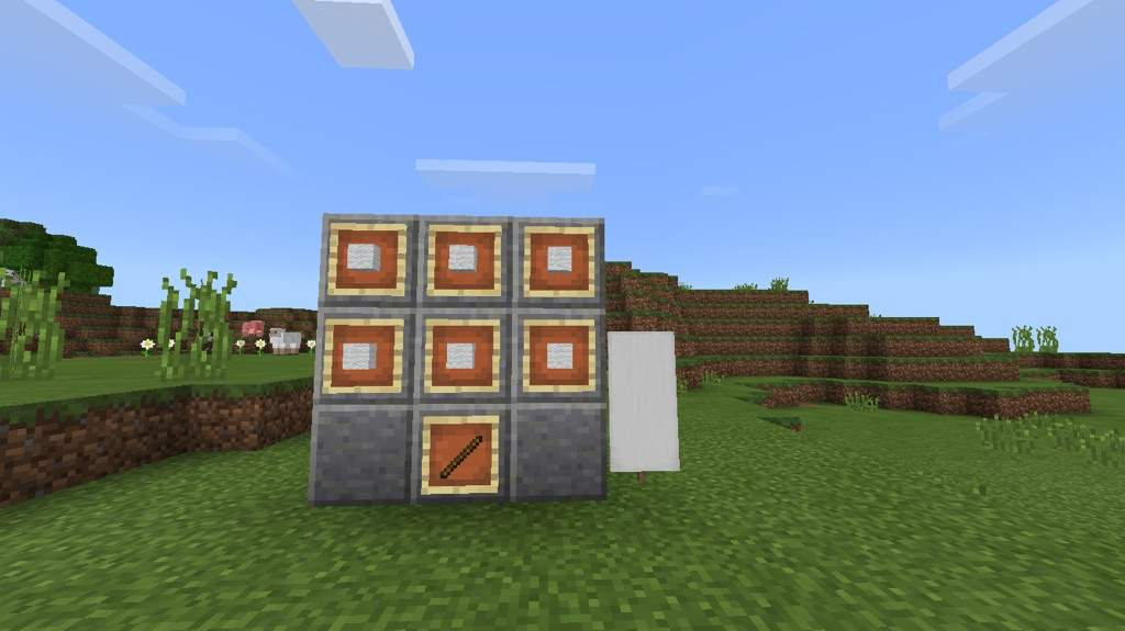 how to duplicate a banner in minecraft