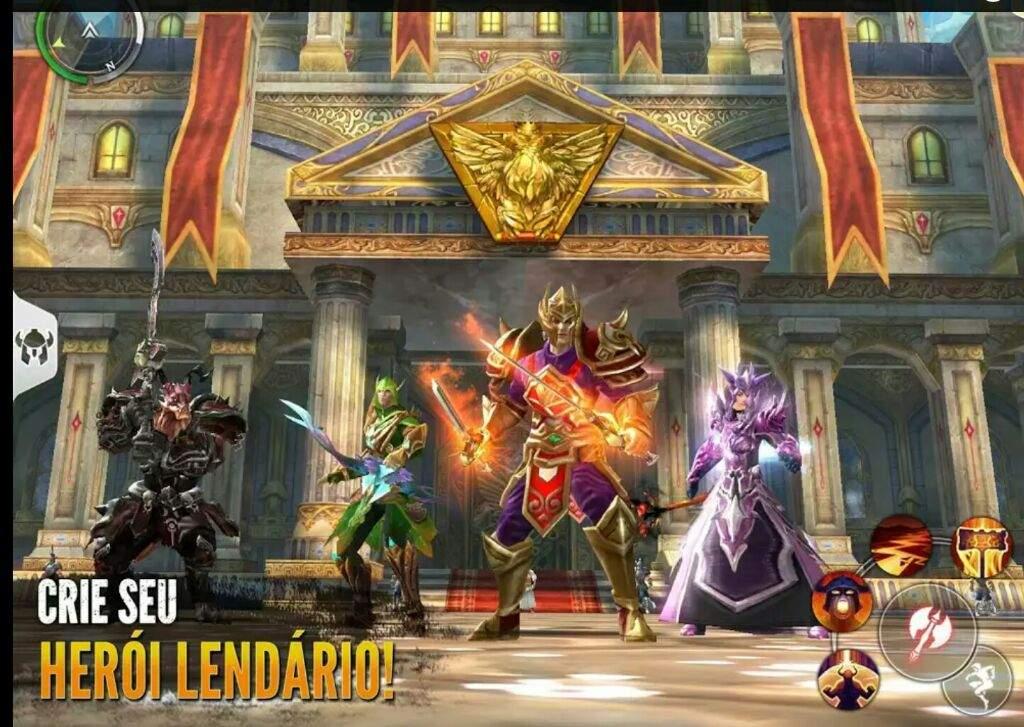 Order & Chaos 2 MMORPG 3D | Playhard Amino Amino