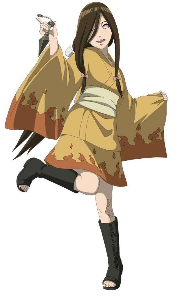 With Your Clothes - Hyga Cousins  Naruto Amino-9556