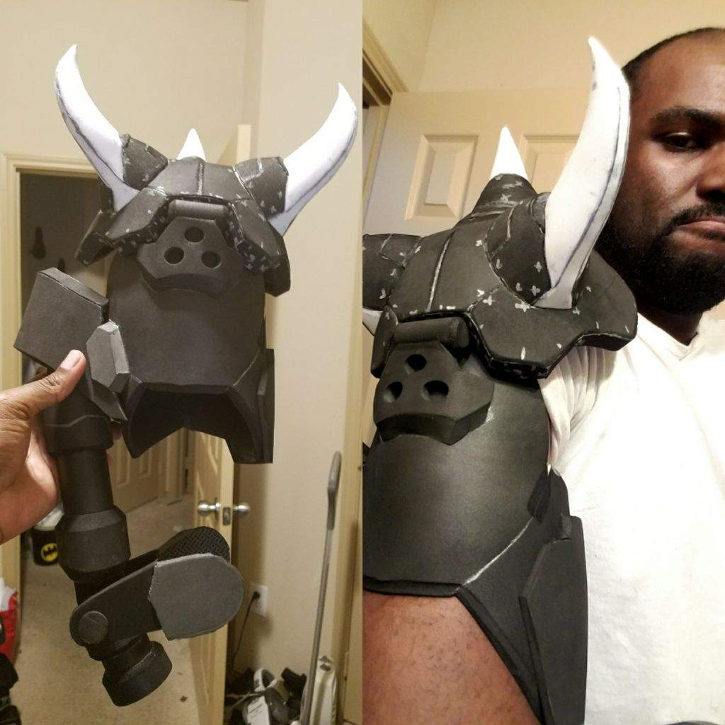 Cosplay Armor Strapping