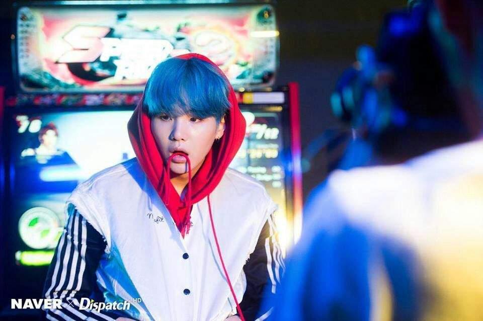 170921 Naver X Dispatch Bts Love Yourself 承 Her Jacket