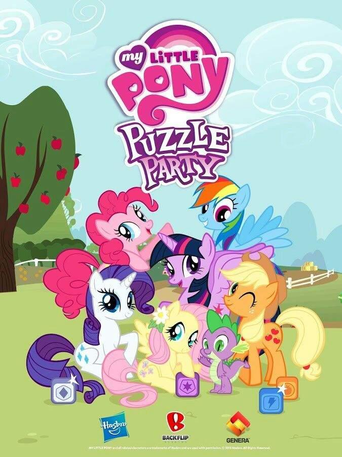 Que paso con ¿My Little Pony Puzzle Party? | MyLittlePony Español Amino