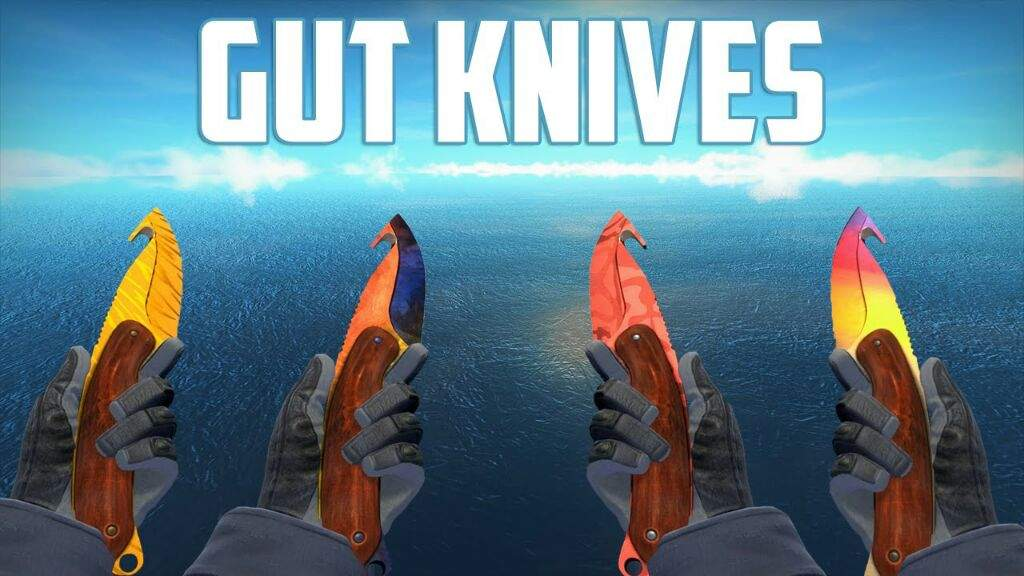 Why Are Gut Knives Hated By The Csgo Community Counter Strike Amino