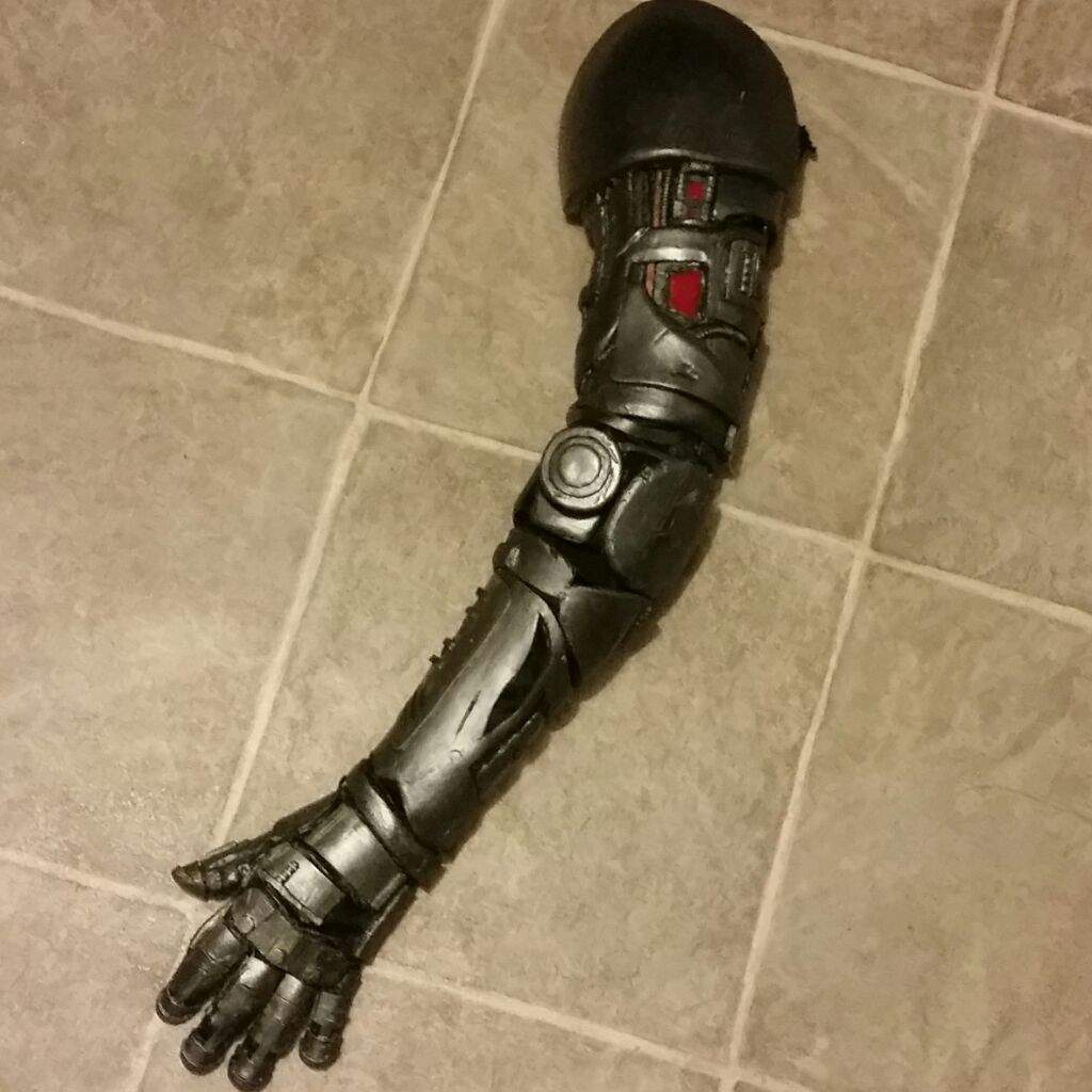 Sith Robot Arm Wip Cosplay Amino