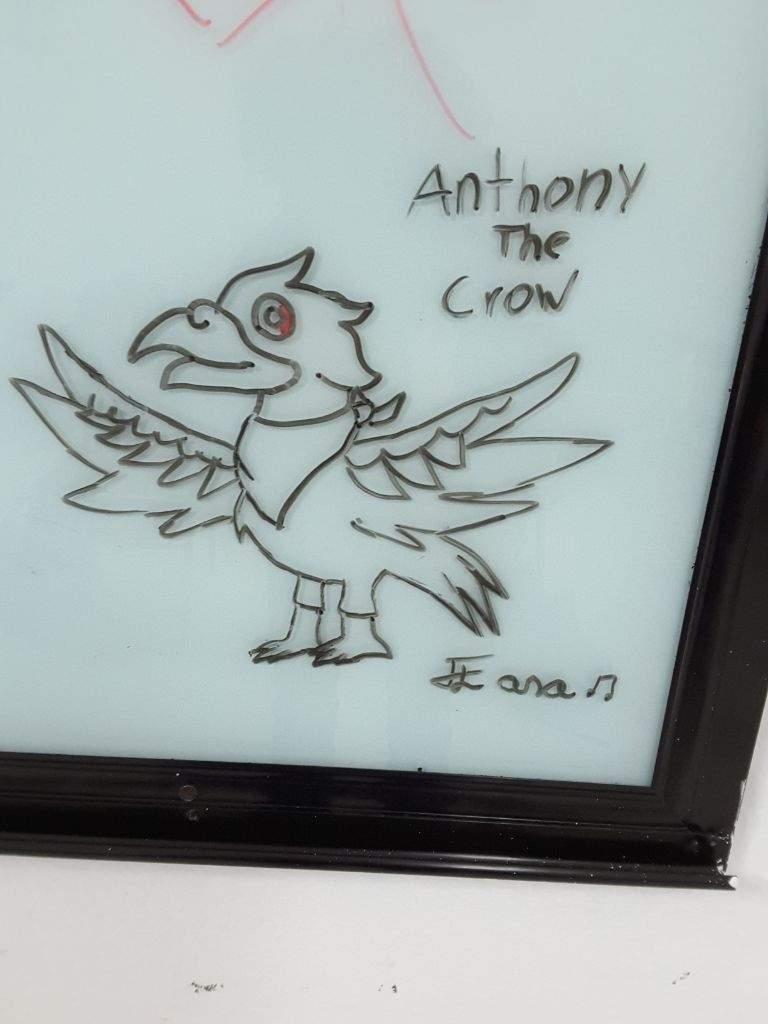 Anthony El Cuervo Valiente\