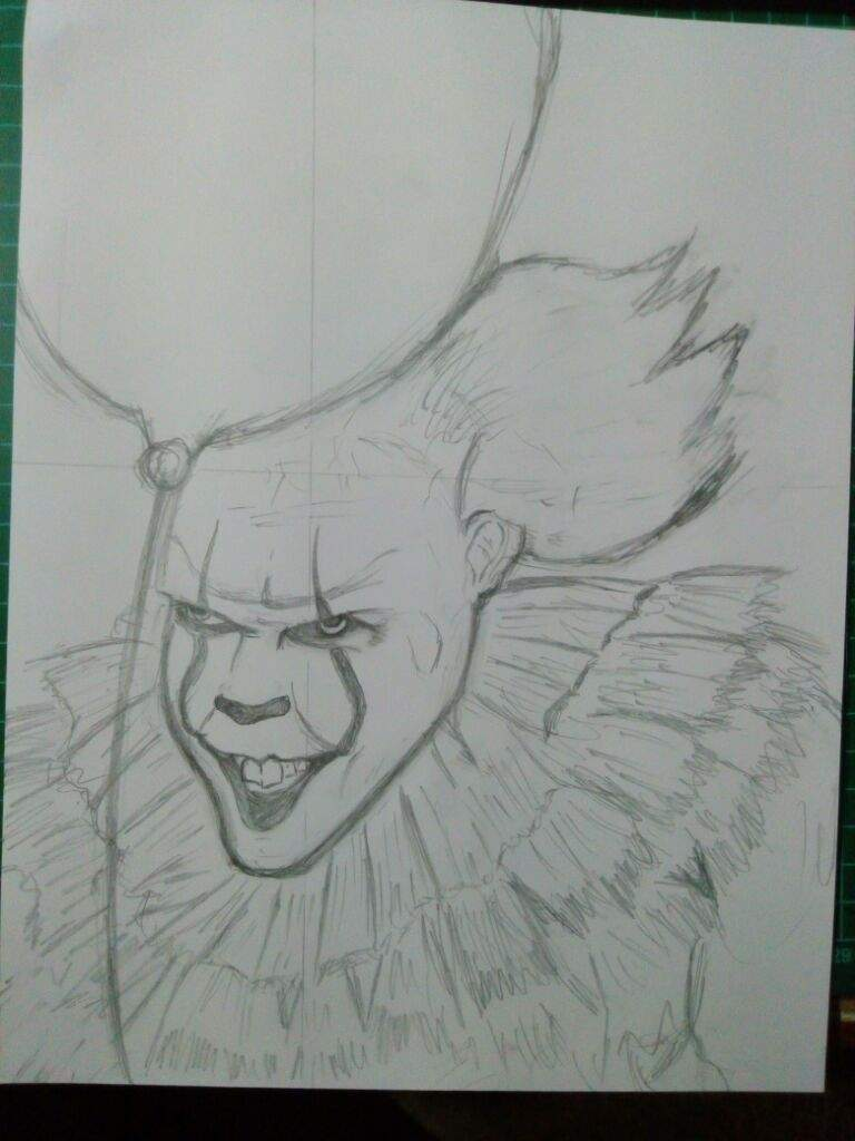 Pennywise It Dibujol Dibujarte Amino