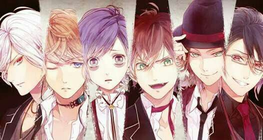 Diabolik lovers x reader Our intoxicating bloodbag - Chapter