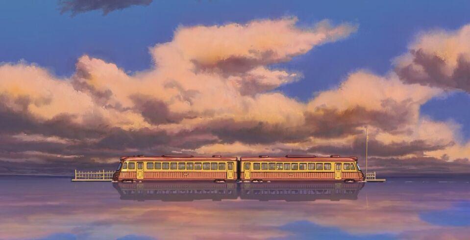 Spirited Away Aesthetics Studio Ghibli Amino