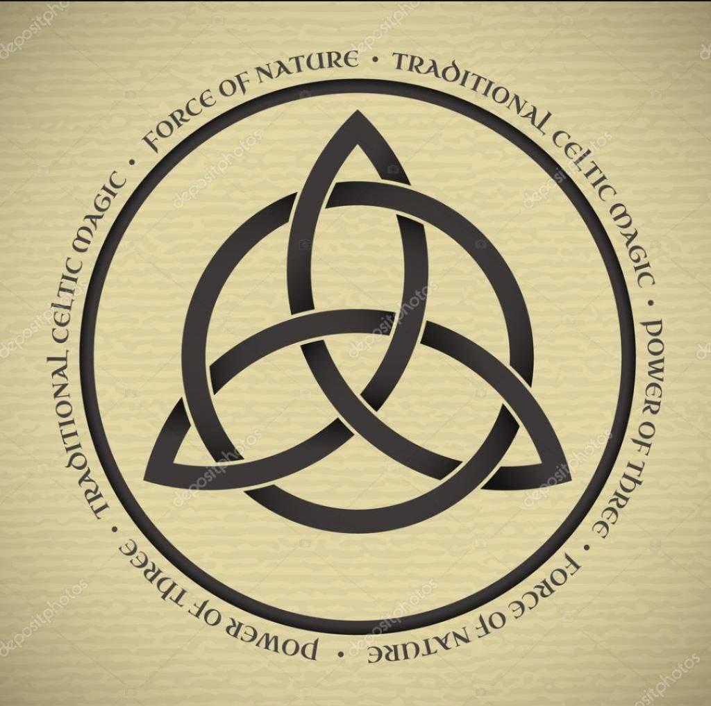 Historia De La Triqueta Simbolismo Y Significado Wicca Y