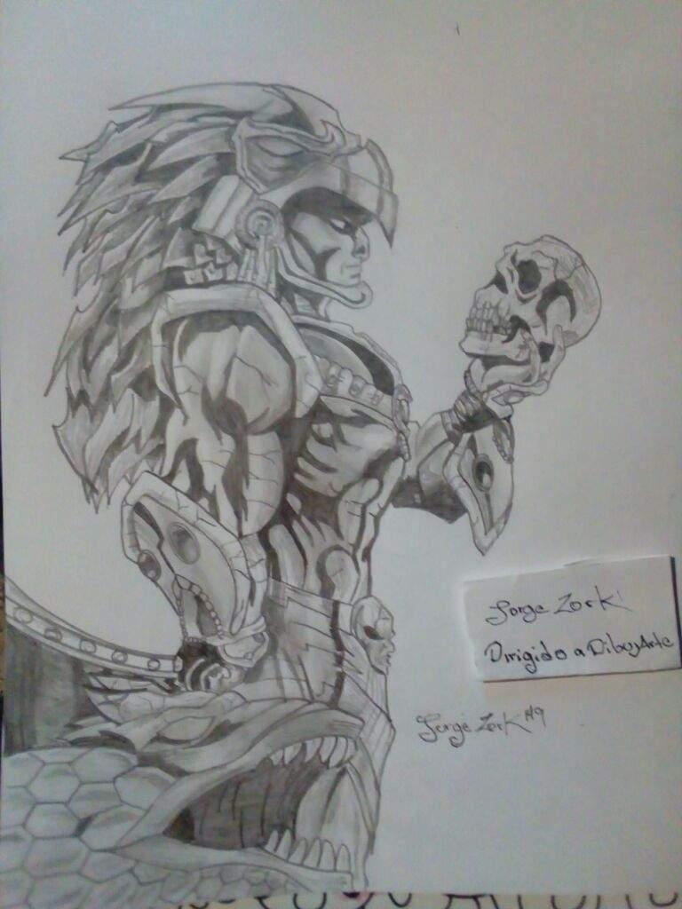 Azteca Tsemanal20 Dibujarte Amino