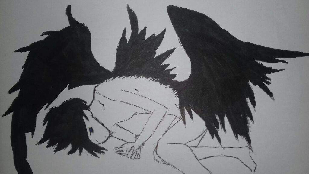 V the fallen angel drawing armys amino thecheapjerseys Gallery
