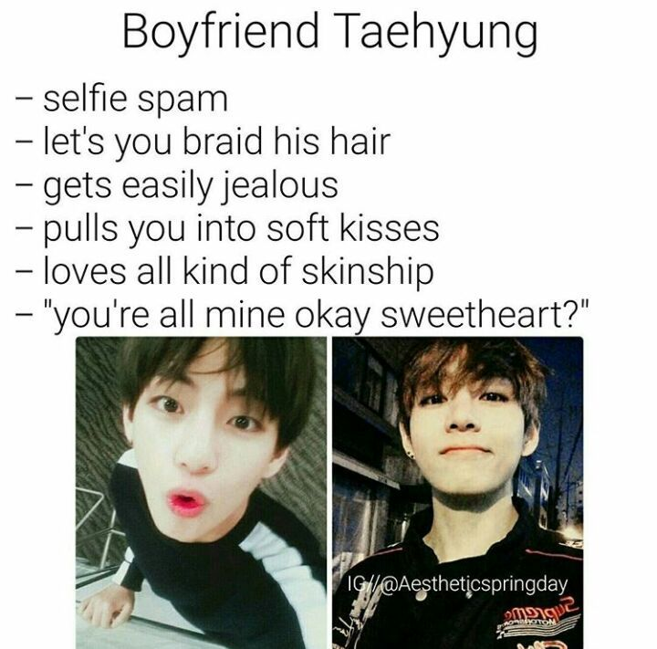 Imagine BTS as Your Boyfriend😍💑 | ARMY's Amino