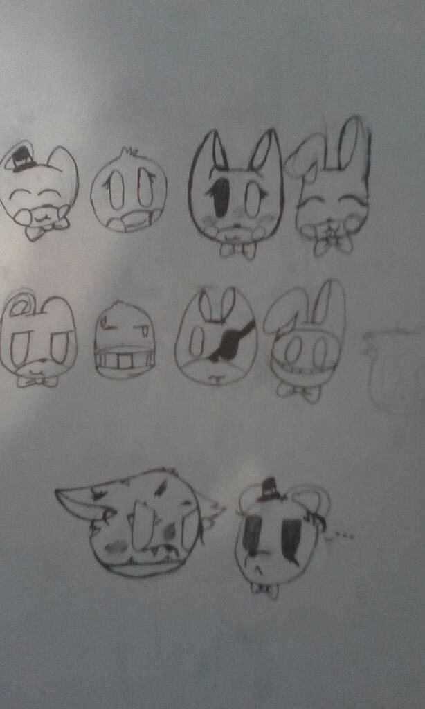 some fnaf emoji s
