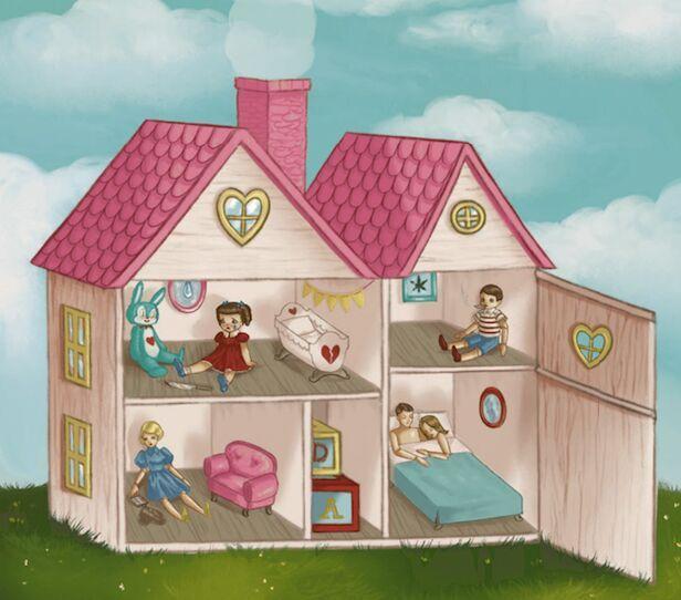 - Dollhouse Coloring Melanie Martinez Amino 🍼 Amino