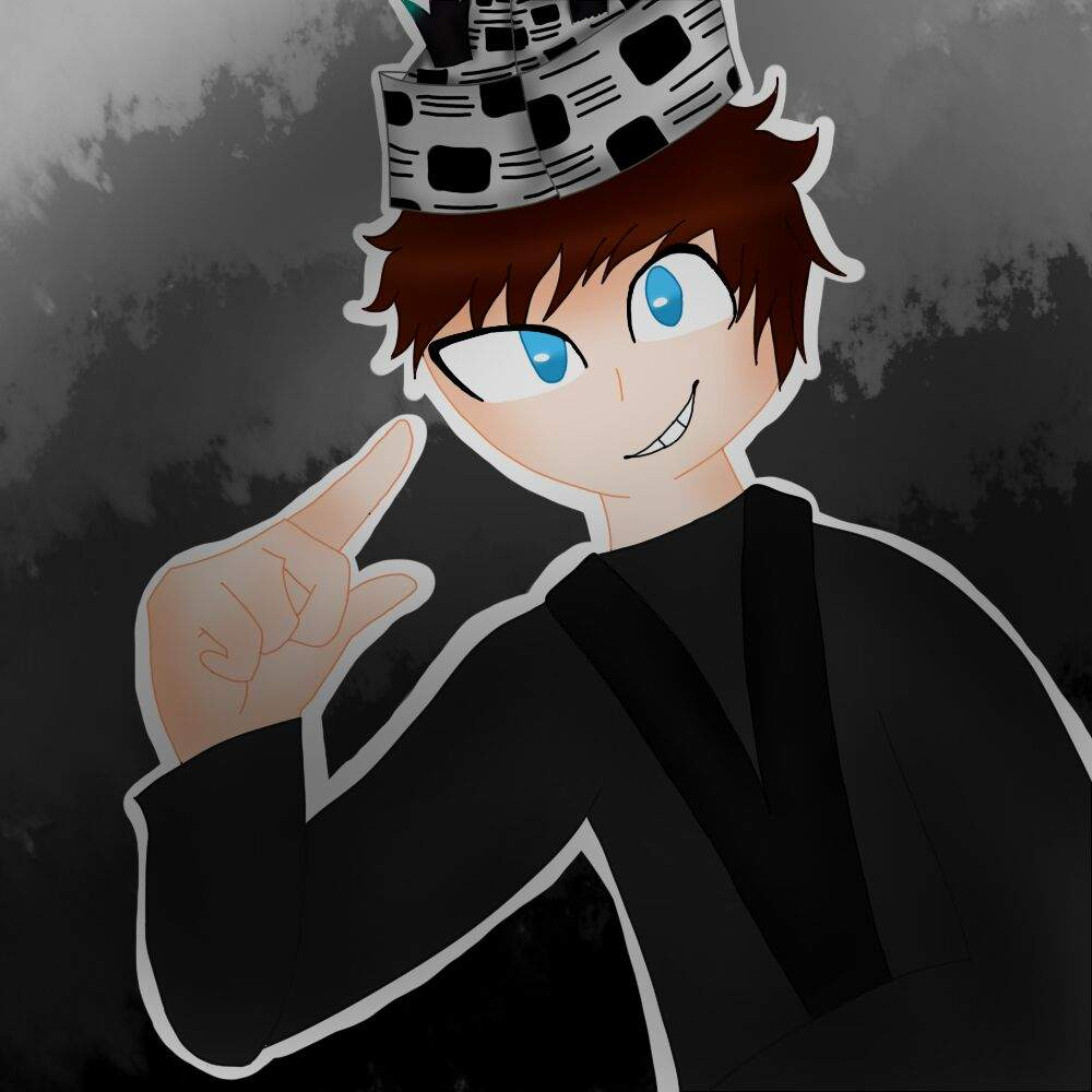 Cool Anime Drawing Roblox Character Insert Gift Title Here Roblox Character Art Roblox Amino