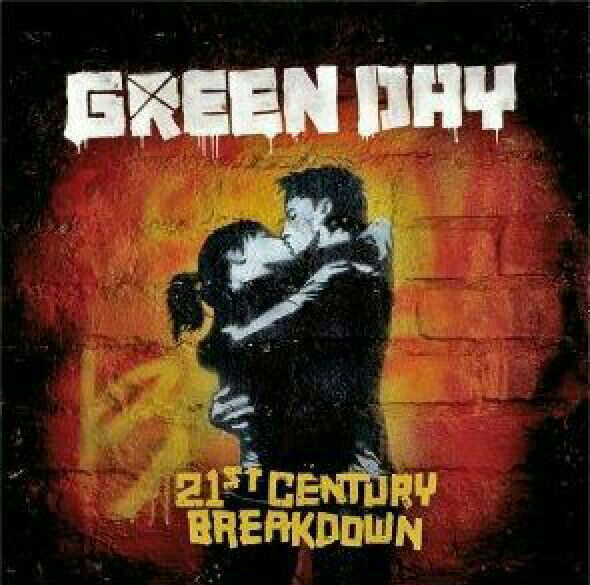 Image result for green day 21st century breakdown album cover