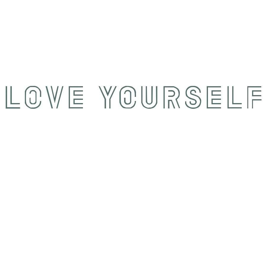Tatuaje Love Yourself ➕love yourself tattoo➕ | army's amino