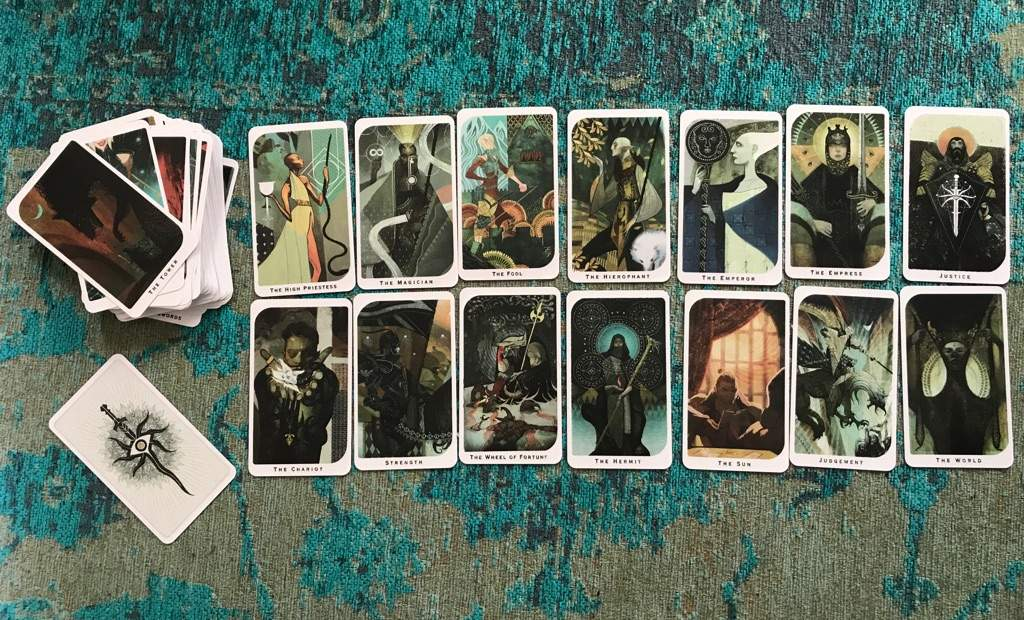Tarot O Dragon Age Inquisition