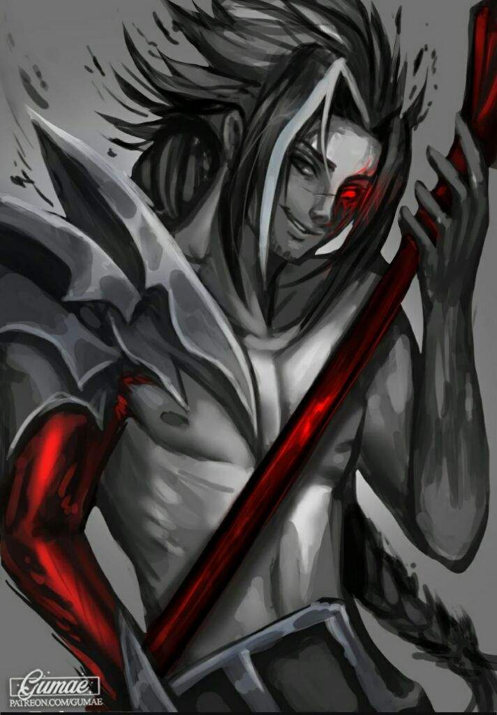 An Edgy Guide On Kayn The Edge Lord League Of Legends