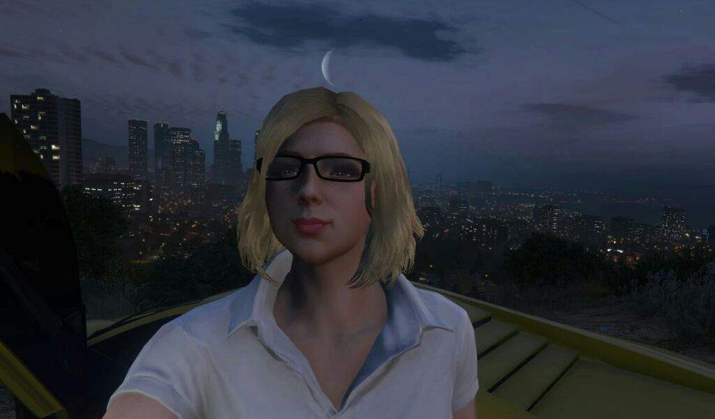 My gta online female character grand theft amino made her a blonde cause beth from rick morty is my favourite milf and waifu material voltagebd Choice Image