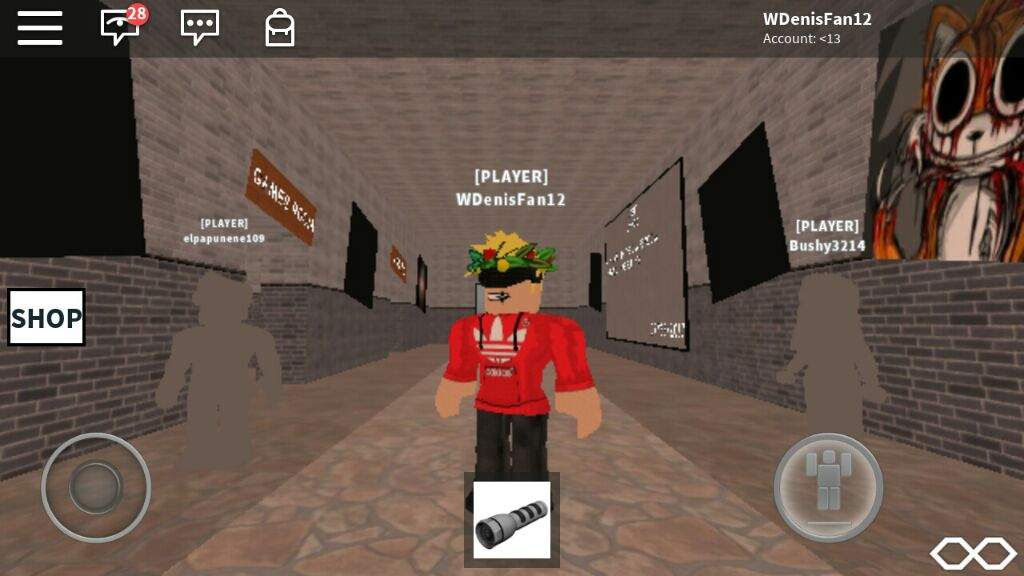 ROBLOX HORROR GAME REVIEW #1 | Roblox Amino