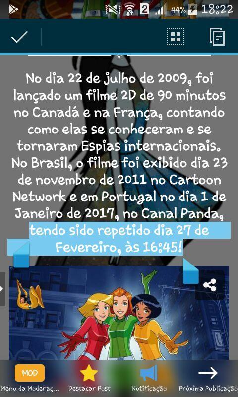 Totally Spies | Três Espiãs Demais | Cartoon Network PT/BR Amino