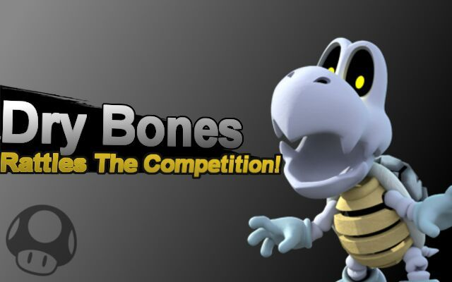 Dry Bones Rattles the Competition! | Smash Amino