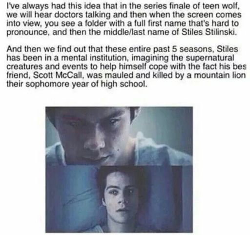 """Nogitsune/Void Stiles """"quotes""""   Teen Wolf Amino"""