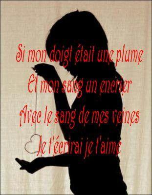 Image Poèmes Damour Pour Lui Poème Et Textes Damour