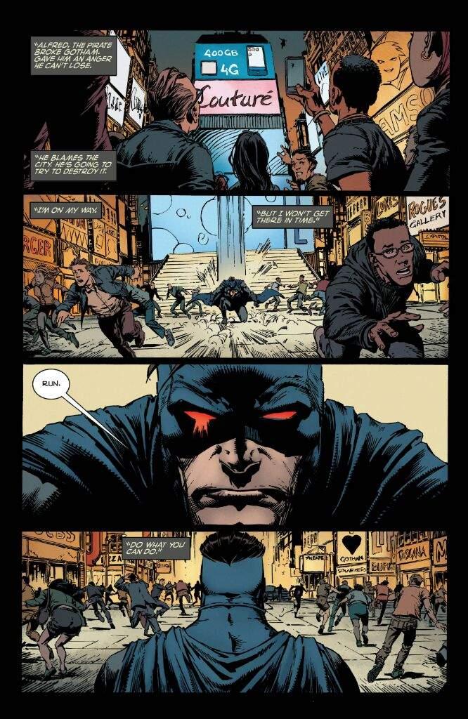 69b8b576d9b2b Lido -  DCREBIRTH  Batman (Eu Sou Gotham e A Noite dos Homens Mostro ...