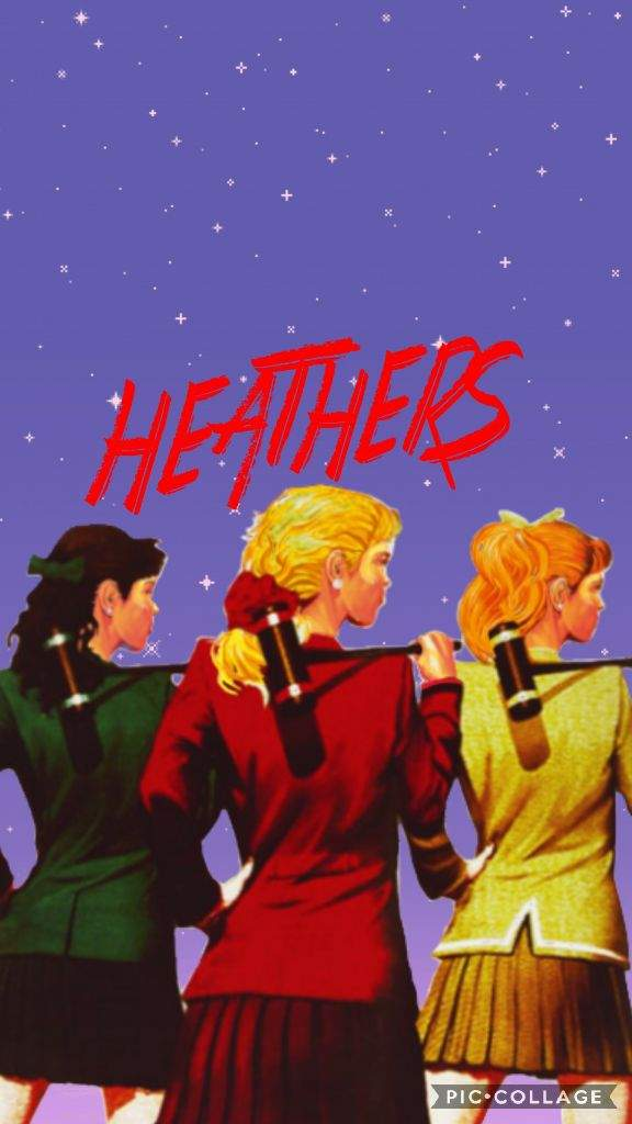 Some Heather S Iphone Wallpapers That I Made Heathers Amino