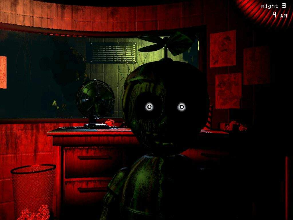 Top 5 Scariest FNaF Jumpscares ~ | Five Nights At Freddy's Amino