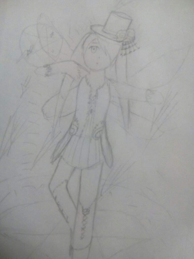 Drawing ;-;   Toram Online Amino