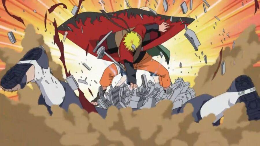 👊🔥TOP 10 Mejores batallas de Naruto Shippuden🔥 👊 | Samurai 8 y Naruto  Amino