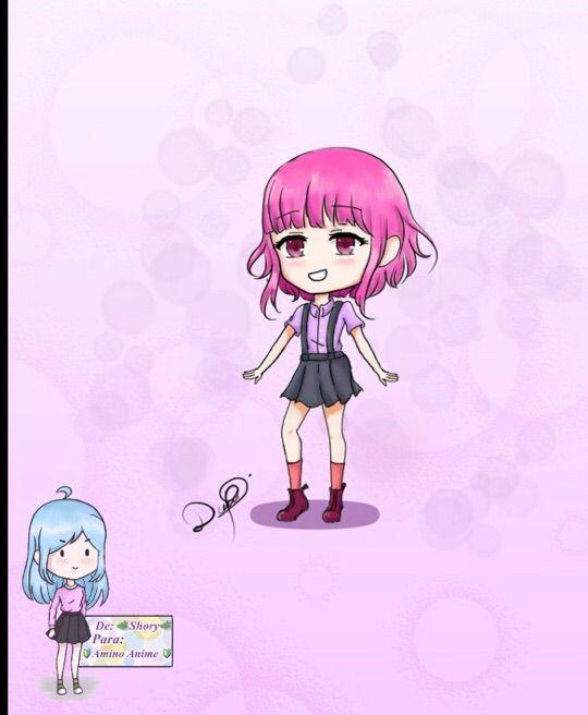 Dibujo De Mi Marca De Agua Anime Amino