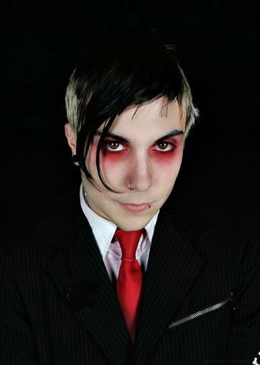 Goth Emo Makeup Killjoys My Chemical